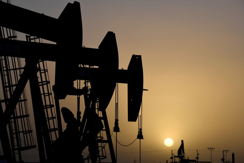 Oil prices jump more than $1 ahead of WTI June contract expiry – Investing.com
